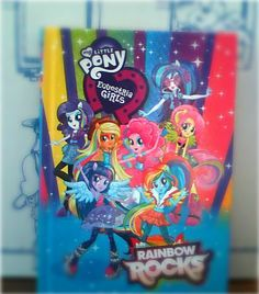 Rainbow Rocks Book! Can't Wait to Read Dis!