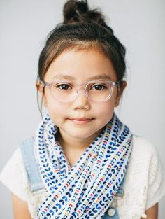 Order clear glasses from Jonas Paul Eyewear & watch your little girl shine with confidence. Shop today for frames that will compliment your child's smile!