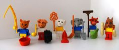 The Book Chook: LEGO and Literacy (1)