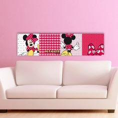 Carrè Minnie - 3D Foam Sticker