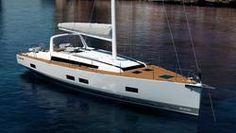 Beneteau reveals the new Oceanis 55