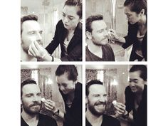 Golden Globes 2014: How Did Michael Fassbender Get Ready? We've Got the Exclusive Scoop | People.com