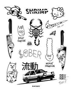 Cute Tiny Tattoos, Mini Tattoos, Body Art Tattoos, Small Tattoos, Tattoos For Guys, Cool Tattoos, 13 Tattoos, Tatoos, Kritzelei Tattoo