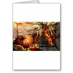 Thanksgiving Day Greeting Cards Thanksgiving Place Cards, Holiday Postcards, Postcard Size, Paper Texture, Holiday Gifts, Personalized Gifts, Greeting Cards, Stuffed Peppers, Squash