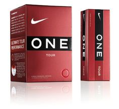 Nike One Tour Dozen Golf Balls by Nike. $34.99. The Nike One Tour golf ball features the following: 4-piece construction; engineered for the complete game Ultimate tour-level performance  distance, accuracy, control and feel Progressive density core has been optimized to increase velocity, control excess spin and improve feel Power Transfer Layer maximizes velocity distance and control throughout the bag Inner cover extends feel and workability into the scoring irons...