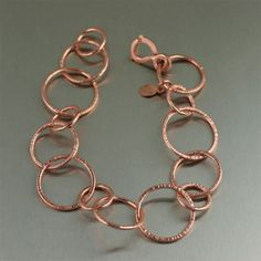 I Love Copper Jewelry offers you an exceptional variety of award winning one-of-a-kind and limited-edition top quality solid handmade copper jewelry by jewelry designer John S. All of our Copper Jewelry is handmade in the USA. Copper Necklace, Copper Bracelet, Copper Jewelry, Wire Jewelry, Jewellery, Copper Gifts, Handmade Copper, Handmade Jewelry, Link Bracelets