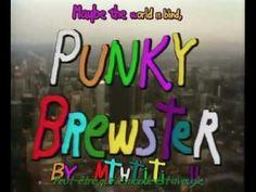Punky Brewster - Générique... Toute mon enfance ♥