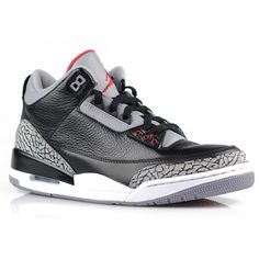 Air Jordan III Black Cement. Most wearable sneaker full stop. I could wear these everyday and wouldn't be the slightest bit mad.