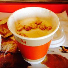CREME Brulee Latte #Macchiato mmm...
