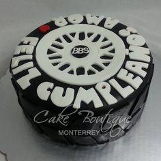 Pastel Llanta, Tire Cake