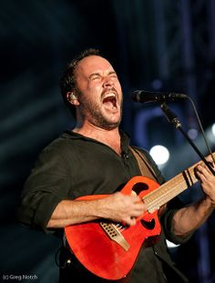 Dave Matthews Band @ Governors Island - photo credits: Greg Notch