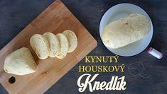 kynutý houskový knedlík Side Dishes, Bread, Cooking, Recipes, Daughter, Food, Basket, Kitchen, Brot