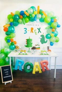 This Three Rex Dinosaur Party Backdrop Birthday Party INSTANT is just one of the custom, handmade pieces you'll find in our backdrops & props shops. Decoration Birthday Party, Party Banner, Diy Party Backdrop, Diy Birthday Backdrop, Boys Birthday Decorations, Backdrop Decor, Party Kulissen, Sleepover Party, Party Games