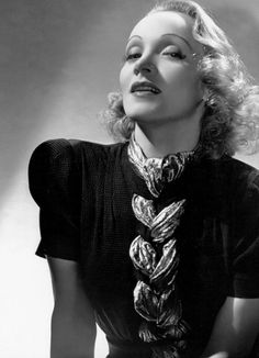 Lady Be Good: Marlene Dietrich photographed by George Hurrell