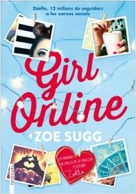 Girl online / Zoe Sugg. Fanbooks, 2015