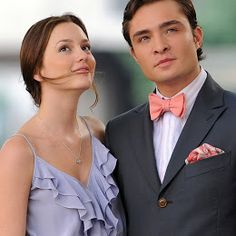 Chuck Bass and Blair Waldorf -New Hotel