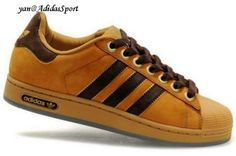 sports shoes 0b0ca dc947 Superstars Shoes, Brown Shoe, Adidas Superstar, Cheap Shoes, Shoe Sale,  Discount