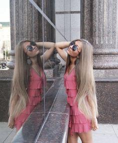 натуральный светло-русый и блонд