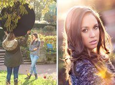 Outdoor Fotografie mit Reflektor | photography | reflector | how to | Lichtpoesie | memo | Nina Schnitzenbaumer