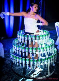 CuliRok for HEINEKEN - F&B presentation - Events