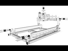 (6) iD2CNC v.2.1 Machine Assembly Guide - YouTube