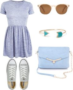 """Let's Go Out"" by bridgetchin on Polyvore"