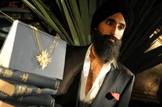 Waris Ahluwalia and his design for Forevermark.