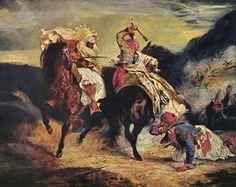 Eugène Ferdinand Victor Delacroix  Instituto de Arte de Chicago