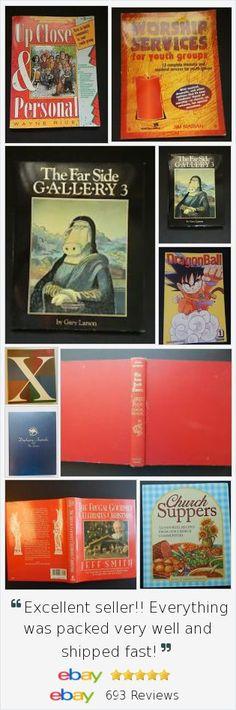 Books in LargoWares store on eBay!