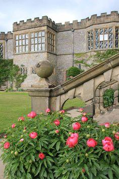 Haddon Hall, Derbyshire. A stunning Tudor Mansion belonging to the Duke of Rutland