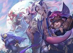 Lol League Of Legends, League Of Legends Characters, Fantasy, Game Character, Character Design, Ahri Lol, Lol Champions, Legend Images, Character Illustration