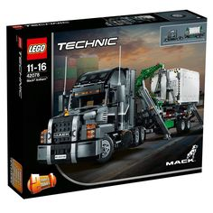 #LEGO TECHNIC #Mack Anthem (42078) Revealed https://www.thebrickfan.com/lego-technic-mack-anthem-42078-revealed/