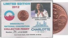 A Card for Every Speaker at the 2012 DNC CONVENTION - Collect ALL YOUR FAVORITES !