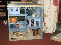 doll house rat cage - Google Search