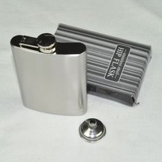 hip flask 8oz stainless steel hip flask whisky bottle-inHip Flasks from Home & Garden on Aliexpress.com