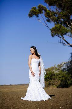 Mark Zunino gown | Fine Art Wedding Photography