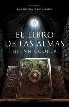 El libro de las almas. Secuela de La biblioteca de los muertos, merece la pena y mucho.
