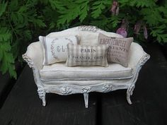 French sofa by Lena