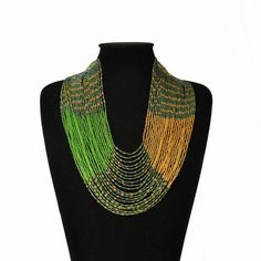 Stunning necklace made in South Africa