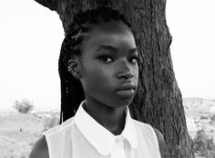 pure African beauty