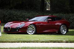 2011 Alfa Romeo TZ3 Stradale....<3 color too