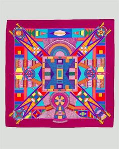 Hermès Scarf Collection & more