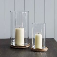 Mumbai Hurricane Candle Holders from Graham & Green