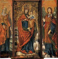Ikon, Madonna, Painting, Art, Art Background, Painting Art, Kunst, Paintings, Performing Arts