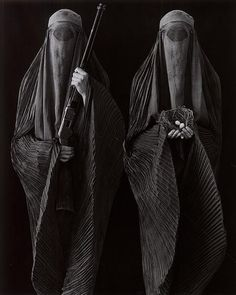 BURQAS...1959....BY S. LEVEY PATRICIA.....ART AND PHOTOS ON FACEBOOK....