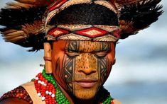 katita's Indios Brasileiros images from the web. Brazil