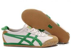 http://www.onpuma.com/onitsuka-tiger-mexico-66-mens-white-green-brown-online.html ONITSUKA TIGER MEXICO 66 MENS WHITE GREEN BROWN ONLINE Only $74.00 , Free Shipping!
