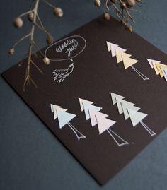 Jul, jul, julekort - Karen Marie Dehn