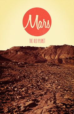 greetings from mars by tony kuchar, via Flickr