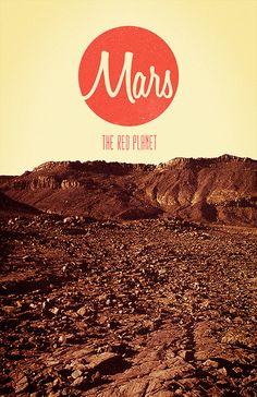 greetings from mars by tony kuchar, via Flickr